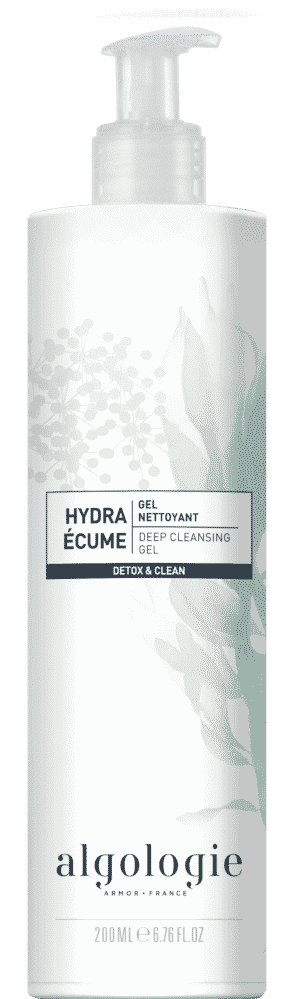Deep Cleansing Gel - A gel, with a fresh clean feel for all skin types except dry