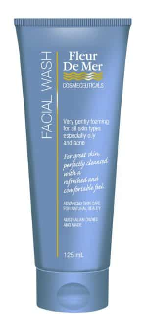 FACIAL WASH - For all skin types especially oily and acne