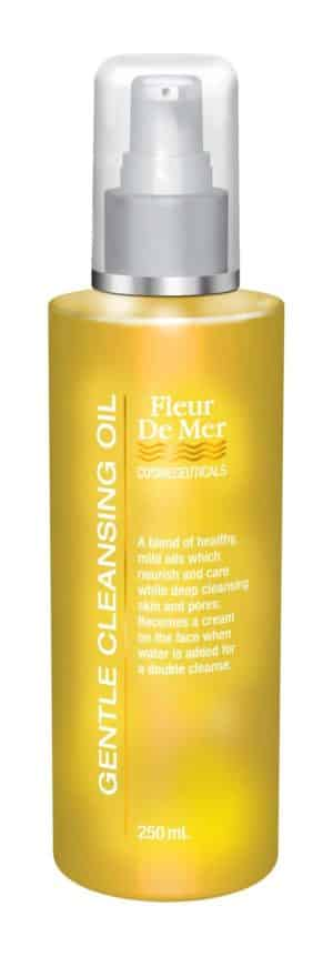 FDM GENTLE CLEANSING OIL -Unique cleanser for all skin types