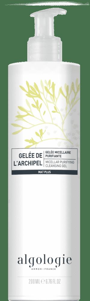 Gelee de l Archipel - MICELLAR PURIFYING CLEANSING GEL - Mojan