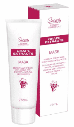 Grape Extracts Mask - Shop Skin Care & Beauty Products Online - Mojan