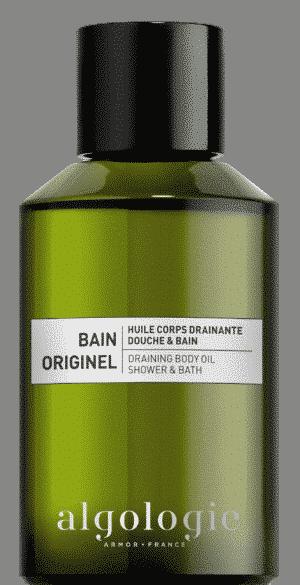 Algo body oil - Body Active Draining Body Oil-(for shower & bath)