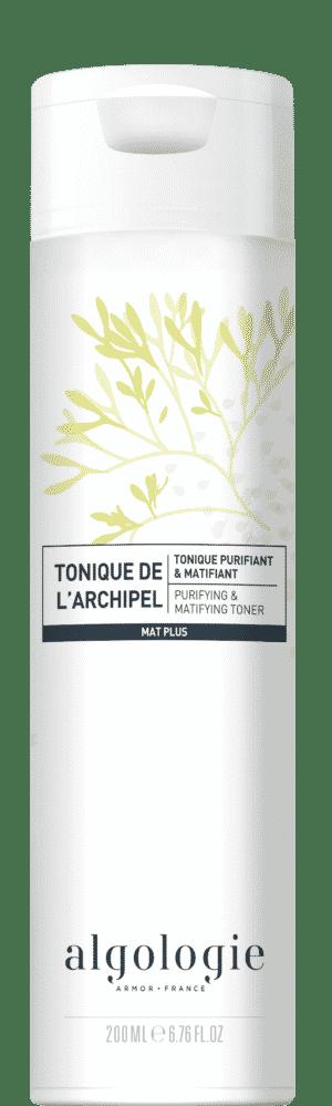 Oily skin toner - PURIFYING & MATIFYING TONER